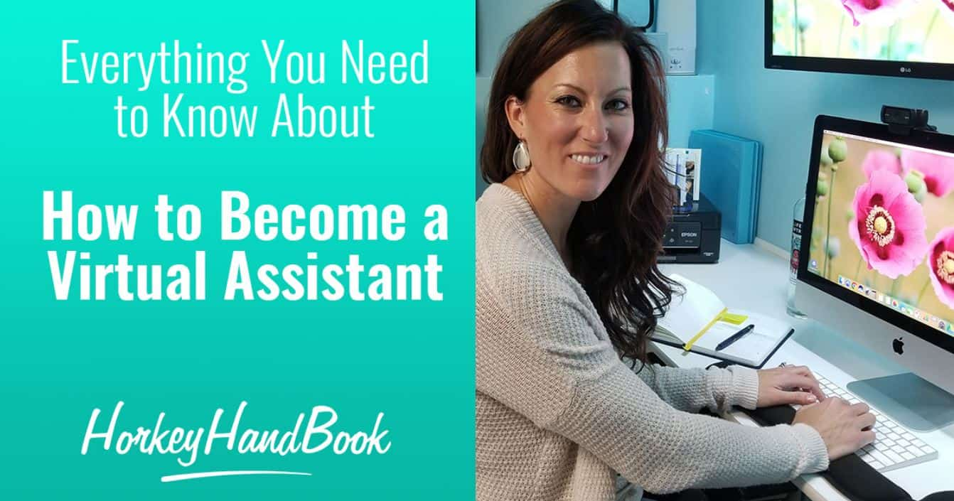 working from home virtual assistant course
