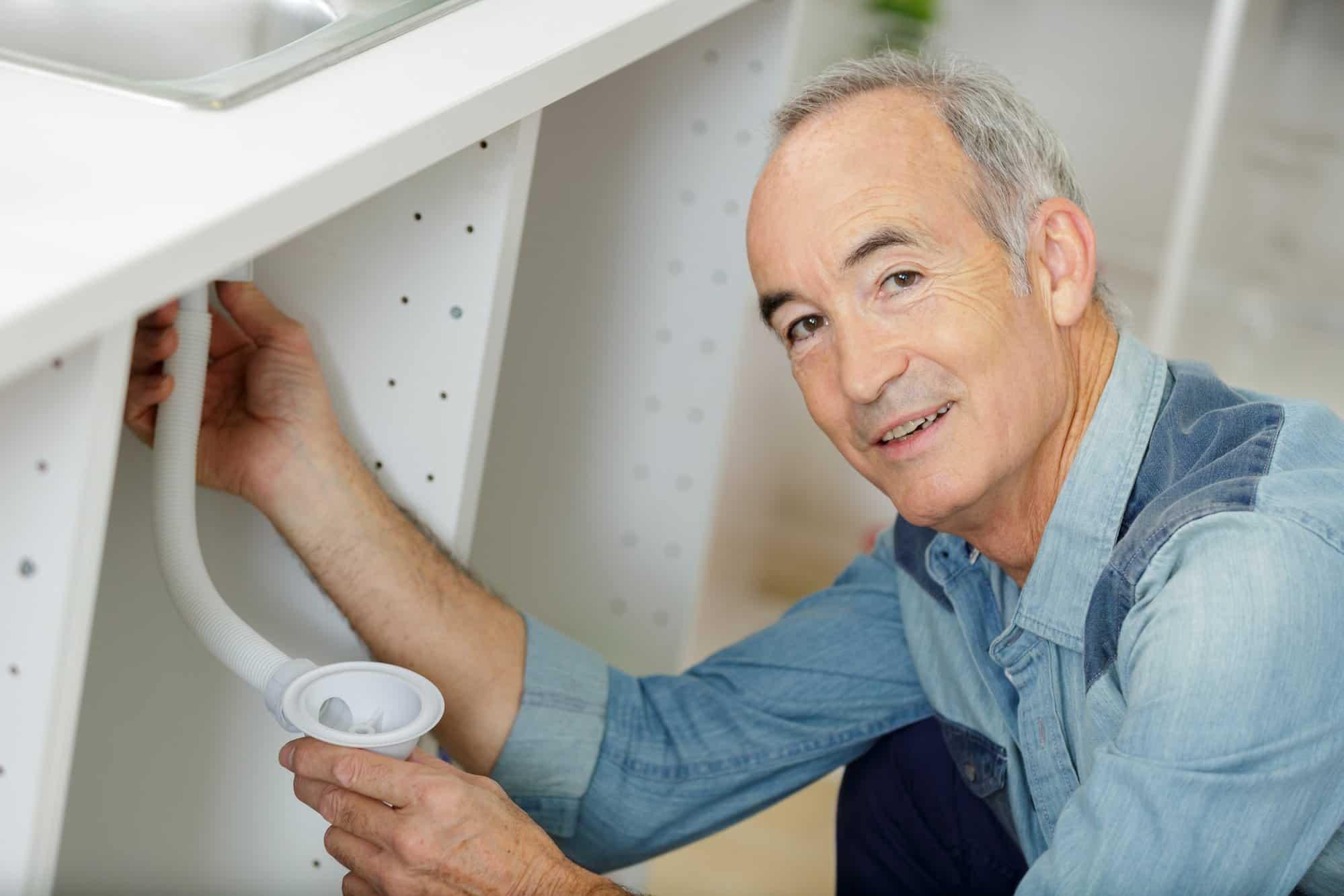 age 50+ handyman